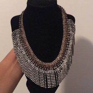 Jewelry - costume jewelry stone necklace